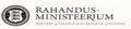 Rahandusministeeriumi logo